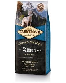 Carnilove  Adult Salmon 12kg  +1.5kg