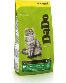 DADO ADULT CAT RABBIT 10KG