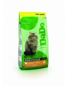DADO ADULT CAT HAIRBALL 2KG