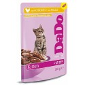 DADO KITTEN POUCH CHICKEN 100GR
