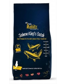 Daily Habits Salmon Kings Catch Cat Food 15kg