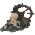 Σκελετός με Τιμόνι 14.5 x 10 x 11 cm