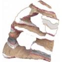 Βράχος Rainbow 2 τρύπες 14 x 6 x 12.5cm
