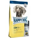 HAPPY DOG LIGHT 2 LOW FAT 12.5KG
