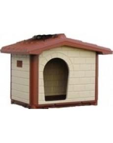 Σπίτι σκύλου πλαστικό Classic Maxi 119 x 91 x 88 cm