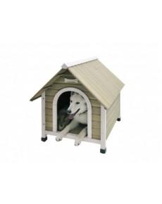 """Nobby Σπίτι Σκύλου """"CIVETTA 1 JAVA"""" 72,5x52,5x69cm"""