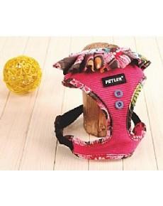 Σαμαράκι Pink Knitting Small Chest 41-56cm