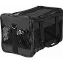 Τσάντα μεταφοράς Travel black 40x28x26Y