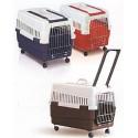 Μεταφοράς σκύλου KIM 60 με χερούλι και ρόδες.-60 x 40 x 43.5 H