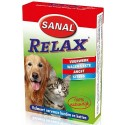 SANAL DOG/CAT RELAX 15TABS