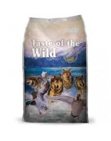 TASTE OF THE WILD Wetlands Canine Formula 12.2 kg + 2kg