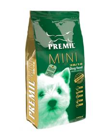 PremilΤροφή Σκύλου Mini 3kg