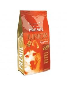 Premil Τροφή Σκύλου Junior 15kg  + 3kg