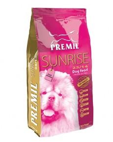 Premil Τροφή Σκύλου Sunrise 3kg
